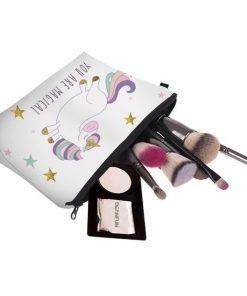 Unicorn Make up tasje you are magical