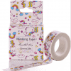 Unicorn washi tape wit met eenhoorns