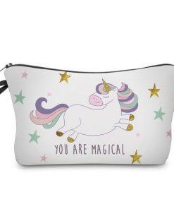 Unicorn Make up tasje en etui eenhoorn