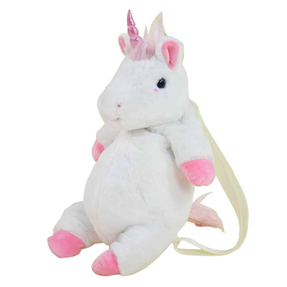 a74e5e6ded2 Eenhoorn knuffel tas | eenhoornspullen | unicornwebshop.nl