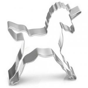 Unicorn Rvs koekjes uitsteker, Bakvorm eenhoorn