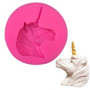 Silicone unicorn bakvorm, taartdecoratie