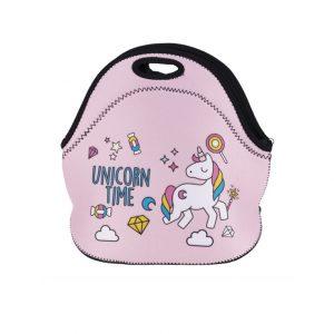 unicorn tas, schooltas, lunchtas, overblijftas voor kinderen