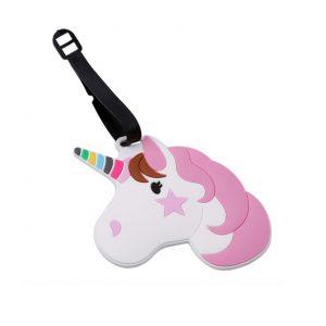 Kofferlabel Unicorn lichtgewicht