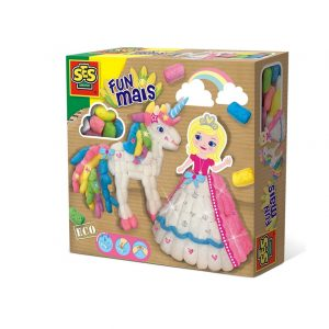 SES funmais unicorn en prinses