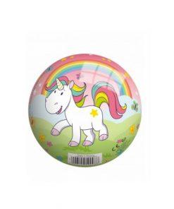 Unicorn speelbal opgeblazen