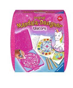 Unicorn mandala design, ravensburg