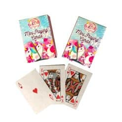 Unicorn Speelkaarten 2 doosjes