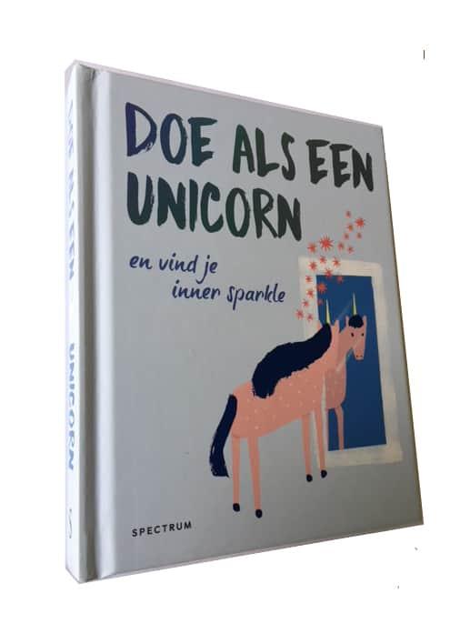 Doe als een unicorn van Joanna Gray