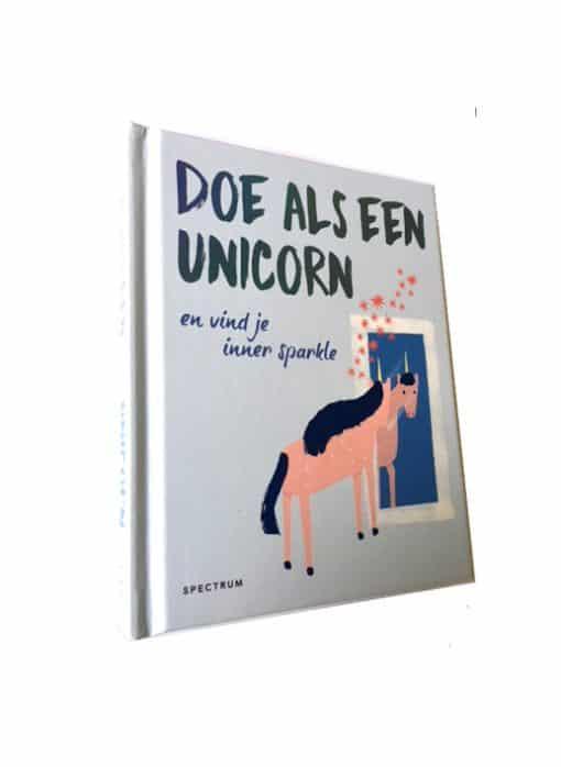 Unicorn boek. Doe als een unicorn van Joanna Gray