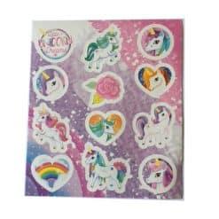 Eenhoorn stickers