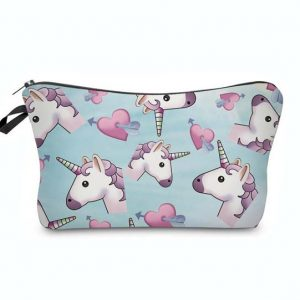 Unicorn make up tasje eenhoorns en harten
