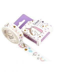 Eenhoorn washi tape
