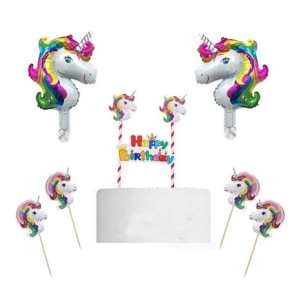 Eenhoorn happy birthday pakket