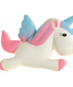 Unicorn squishy stress knuffel